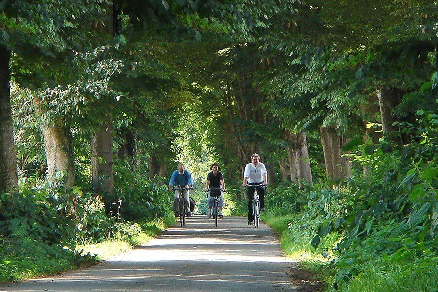 Fahrradfahren in der Region Itzehoe